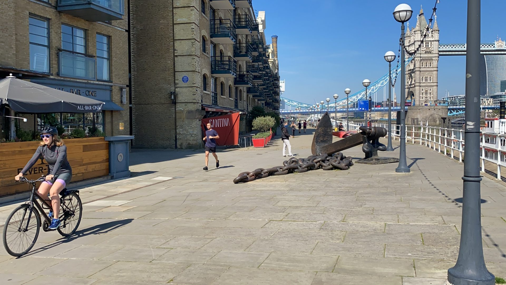 Competition open call: Reimagining Butler's Wharf