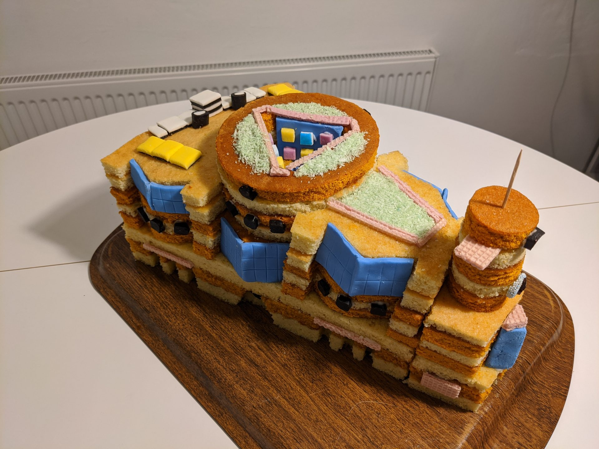 Architecture Bake Off – The Winners